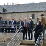 Inauguration mairie de Javols - 2