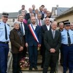 Inauguration mairie de Javols - 1