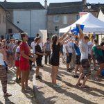 Fête du 15 août : Jeux d'eau...
