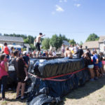 Fête du 15 août : Jeux inter-bourgs.