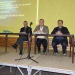 Les élus présentent le projet de commune nouvelle.