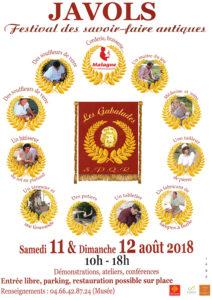 Affiche Gabalades 2018