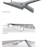 Image de l'etude du projet d'appontement. Image Navecth Architectes/ Atelier Extra-Muros.