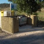 Cache-container terminé à l'ancien camping à Javols en Lozère.