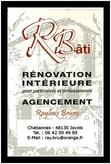 Carte Bruno Raybois
