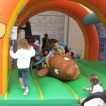 Les jeux pour enfants, 15 août à Javols