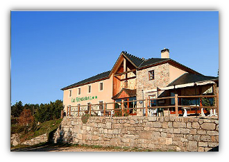 Hôtel-restaurant  Le Regimbal.