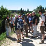 Rando culturelle à Javols : visite du site archéologique