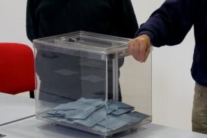 Urne élections
