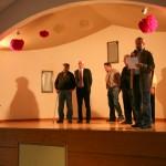 Discours de Christian Malavieille, cérémonie des voeux 2014 à Javols