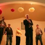 Discours d'Alain Astruc, cérémonie des voeux 2014 à Javols
