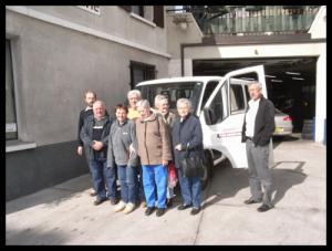 transport communal à Javols.